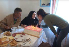 DVOSTRUKI RAZLOG ZA SLAVLJE Pored Vaskrsa baka iz Gacka proslavila 100. ROĐENDAN