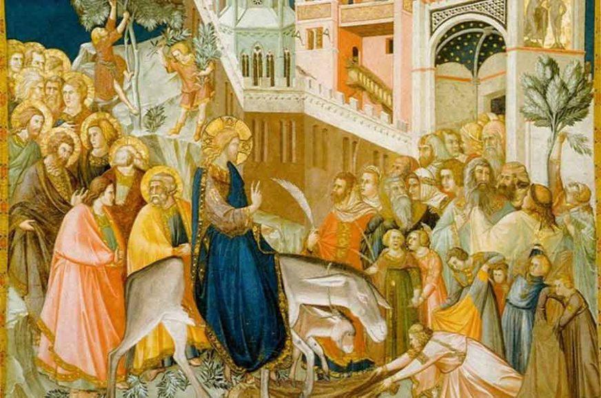 CVIJETI IMAJU SVOJU PRIČU Današnji praznik simbolizuju carski i svečani ulazak Hrista u Jerusalim