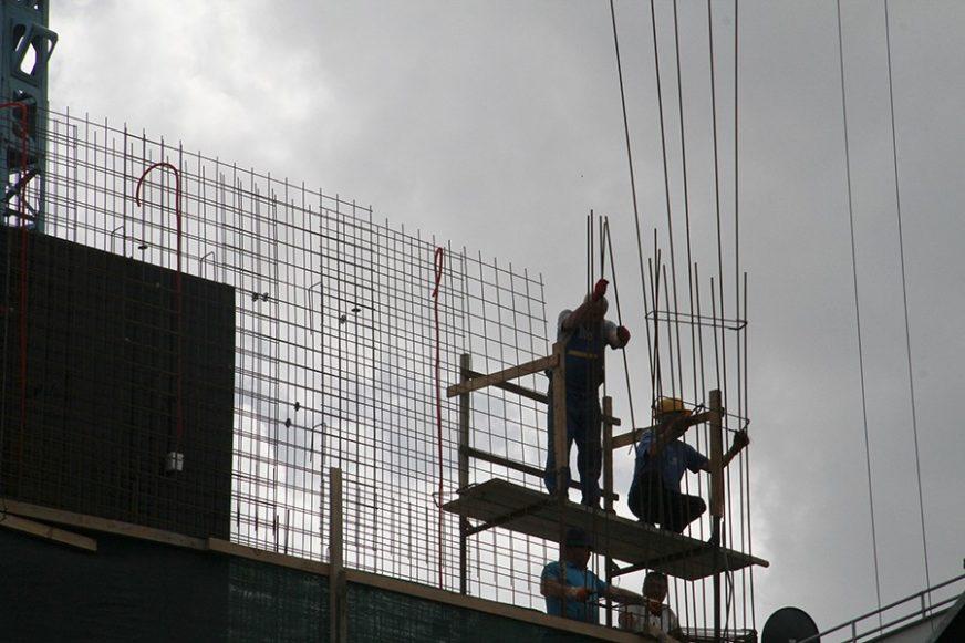 NAJVIŠE U GRAĐEVINARSTVU Za tri mjeseca 29 težih povreda na radu u Srpskoj, jedan radnik stradao