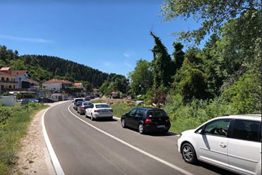 VOZAČI, NAORUŽAJTE SE STRPLJENJEM Pojačan saobraćaj na više graničnih prelaza u BiH