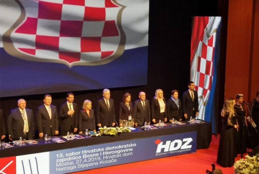 HDZ BiH poručio da je HITNO POTREBNA nova vlast
