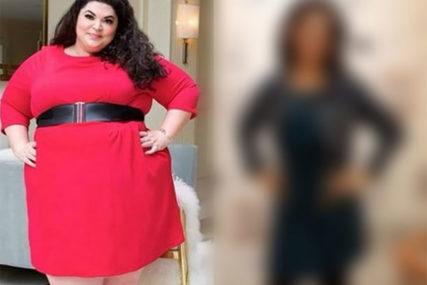 MUŠKARCI SU SE OTIMALI ZA NJU Smršala je 67 kilograma i više joj niko NE PRILAZI