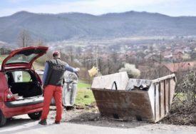 SAKUPLJENO VIŠE OD 300 TONA OTPADA Završen prvi dio proljećnog čišćenje grada