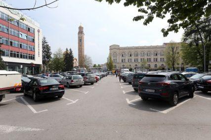 Izmjene neće zaobići ni oblast saobraćaja: Centar Banjaluke ostaje bez dijela parking mjesta