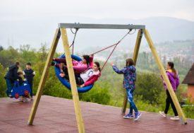 Na Laušu velika radost: Mališani dobili novo mjesto za igru