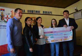 PODRŠKA OPŠTINE Za projekte mladih u Loparama izdvojeno 26.000 maraka