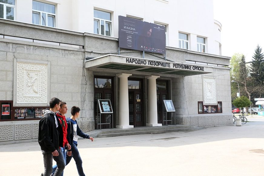 Narodno pozorište RS NAJAVILO REPERTOAR onlajn teatra za narednu sedmicu