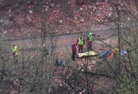 Danas obdukcija poginulih u nesreći na putu Sarajevo-Pale