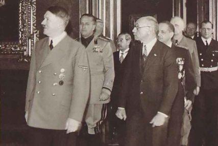 ČAST PREČA OD ŽIVOTA Premijer se ubio nakon što je nacistička Njemačka NAPALA JUGOSLAVIJU