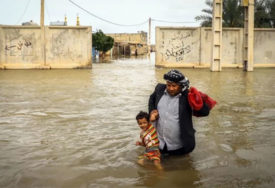 POPLAVE U IRANU Pričinjena šteta od 2,5 milijardi dolara