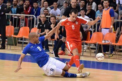 REMI NA STARTU KVALIFIKACIJA Bod za futsalere Srbije u Temišvaru