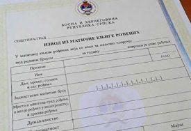 ZAVRŠENA PODJELA Školama dostavljeno više od 3.000 rodnih listova