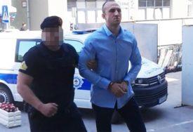 UBIO SE JEDAN OD NAJOPASNIJIH ZATVORENIKA Vidović se objesio o šteku na ulaznim vratima