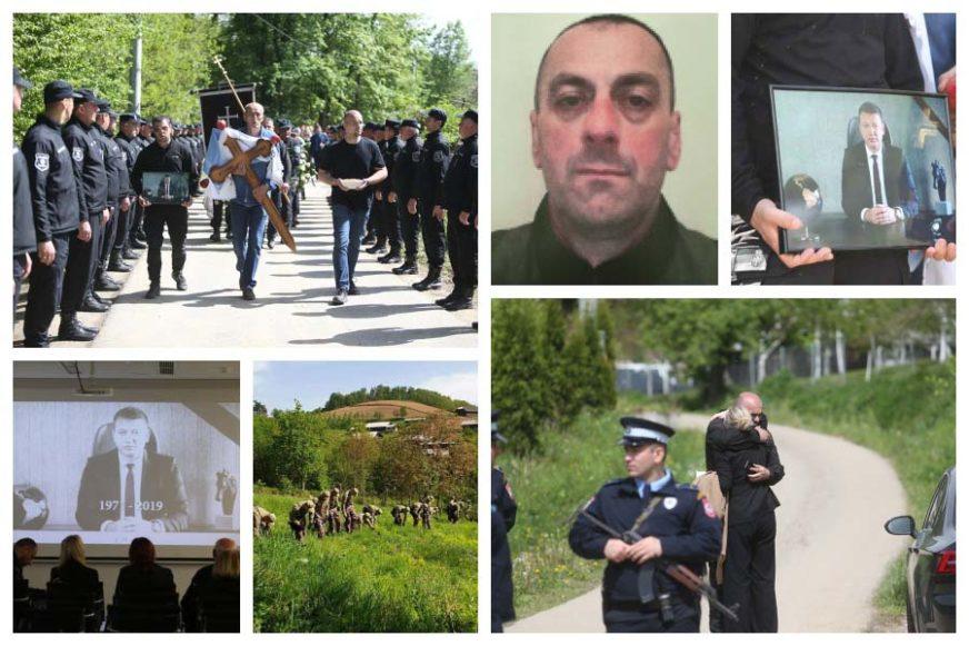 KLIMAVI ALIBI Baldo tvrdi da je u vrijeme ubistva Krunića i Pavlovića bio sa MISTERIOZNOM ŽENOM