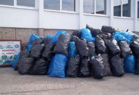 VIŠE OD 500 UČESNIKA U akciji proljećnog čišćenja na području opštine Pale prikupljeno 1.500 vreća otpada