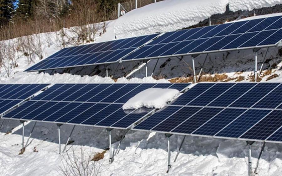 IMA VLASTITO NAPAJANJE! Naučnici su upravo napravili uređaj koji pravi struju od snijega