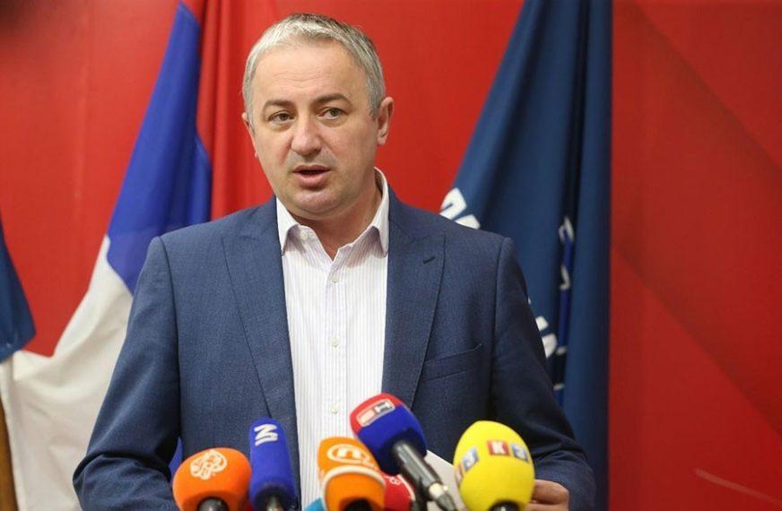 Borenović: Vladajuća koalicija blokira rad Parlamenta BiH