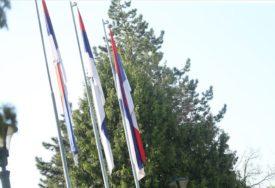 KAZNA DO 4.500 KM Komunalci u Bijeljini kontrolisali da li su ZASTAVE SRPSKE istaknute