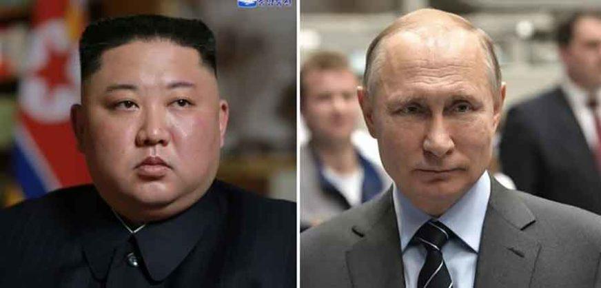 ZNAČAJAN DAN ZA SJEVERNU KOREJU Putin među prvima čestitao Kim Džong Unu