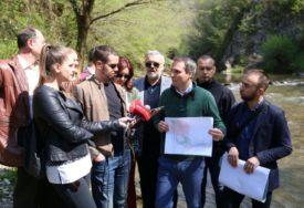 BISER GRADA Talić poručio daSuturlija ima potencijal da postane porodična, rekreativna i turistička oaza