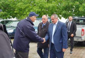 PROCJENA ŠTETE Višković obećao da će Vlada Srpske pomoći POPLAVLJENIM OPŠTINAMA