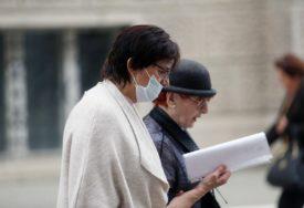 GRIPA JOŠ NEMA U SRPSKOJ Od teške akutne respiratorne infekcije u protekloj sedmici oboljelo 25 ljudi