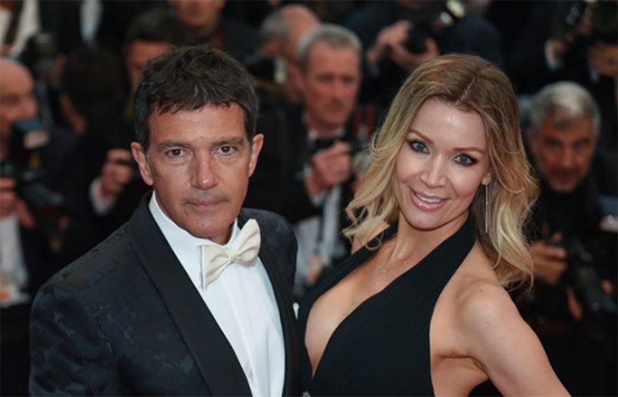 Antonio Banderas je izjavio da mu se zbog infarkta PROMIJENILO LICE: Pojavio se u Kanu i EVO KAKO IZGLEDA