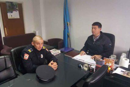 PODUHVAT ZA PORODICU I KOLEGE Mladi policajac Aleksandar više od tri dana TRČAO DO OSTROGA
