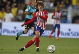 Grizman još u martu potpisao predugovor s Barselonom