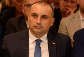 Darko Banjac za SRPSKAINFO: Riješili smo probleme, koalicija sa SNSD je stabilna