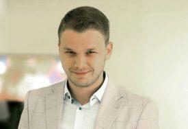 POBJEDNIK DANA Draško Stanivuković