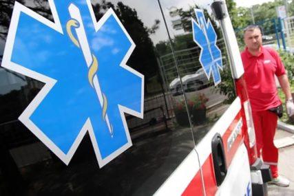 TEŠKO POVRIJEĐEN PJEŠAK Starijeg muškarca mladić (19) udario automobilom