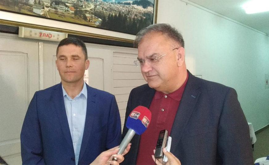 Vladimir Lučić novi predsjednik Opštinskog odbora PDP Pale