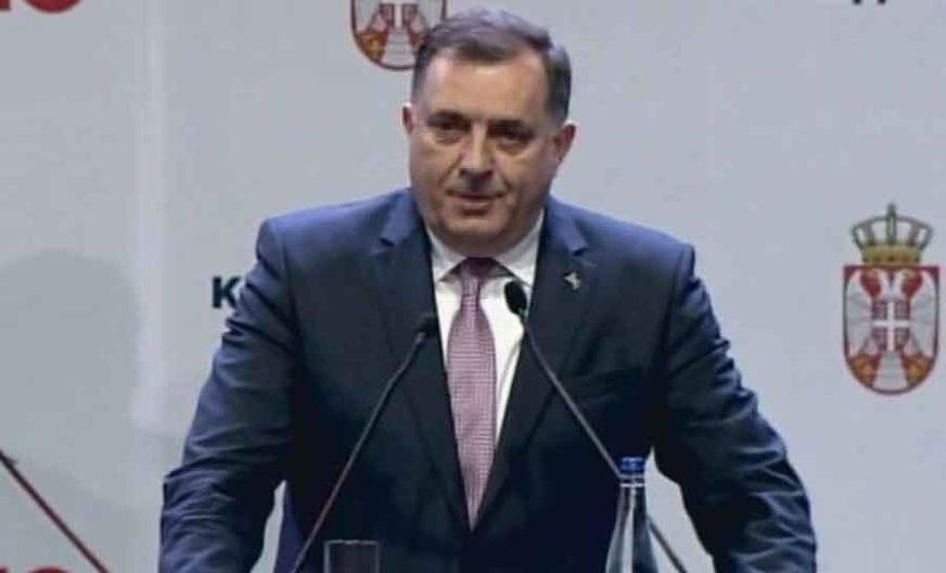 """""""TU ODLUKU NEĆE DONIJETI"""" Dodik odbio da se vojska rasporedi na granicu sa Srbijom"""