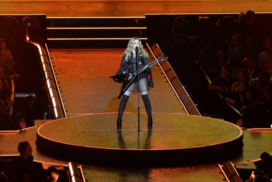 Madona potpisala ugovor za nastup u finalu Evrosonga