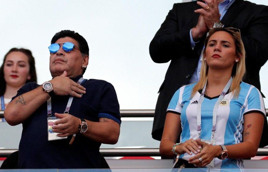 """IZRODI, VRIJEĐATE DRES ARGENTINE"" Maradona oštro kritikovao reprezentativce"