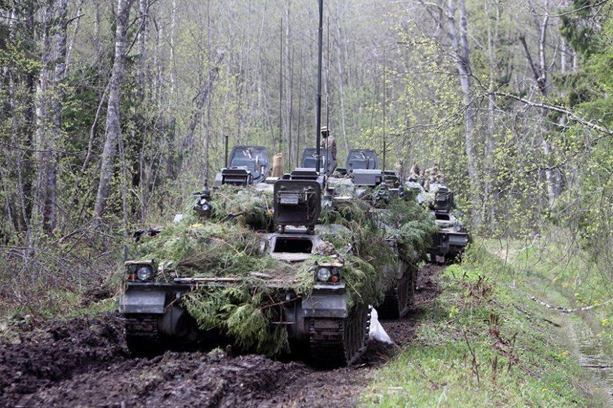 Na NATO vježbi u Hrvatskoj i vojnici iz BiH