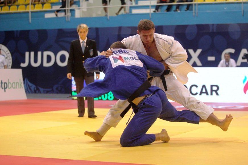TIJESAN PORAZ U FINALU Majdovu srebro na Evropskom prvenstvu