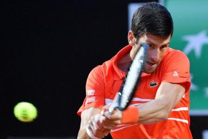 NOVAKU MARATON PROTIV ŠVARCMANA Ostao još Rafael Nadal za titulu u Rimu