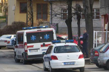 TEŠKA NESREĆA Motorom se zakucao u taksi vozilo, ostao mrtav na mjestu