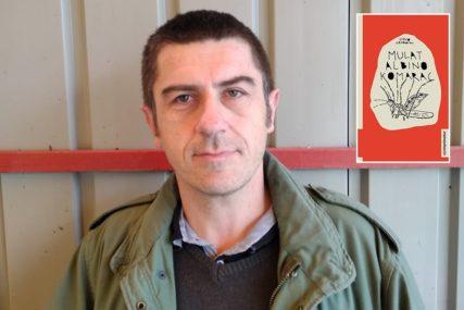 """ROMAN U KOJEM SE SVAKI ČITALAC PREPOZNA Stevi Grabovcu književna nagrada """"Šušnjar"""""""