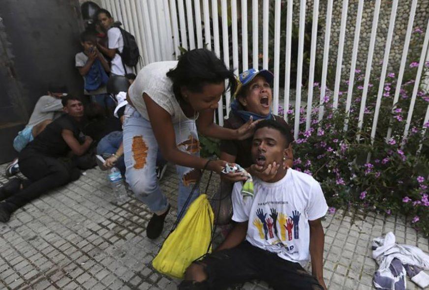 NA NJEGOVOJ SU STRANI Gvajdo: Maduro i dalje uživa povjerenje vojske