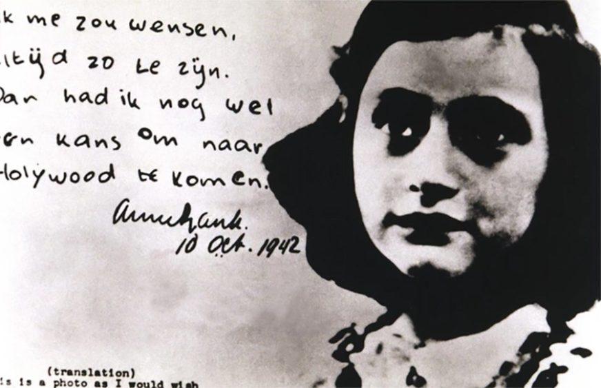 Neobjavljena pisma Ane Frank otkrila nove detalje iz života najpoznatijeg simbola STRADANJA OD RUKE NACISTA