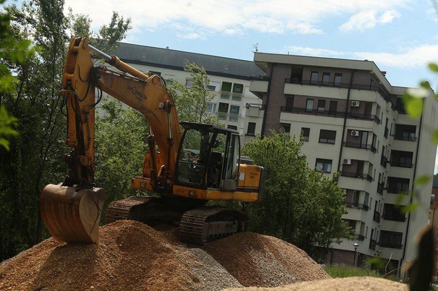 SKOČILA CIJENA KVADRATA Stambena izgradnja u punom jeku