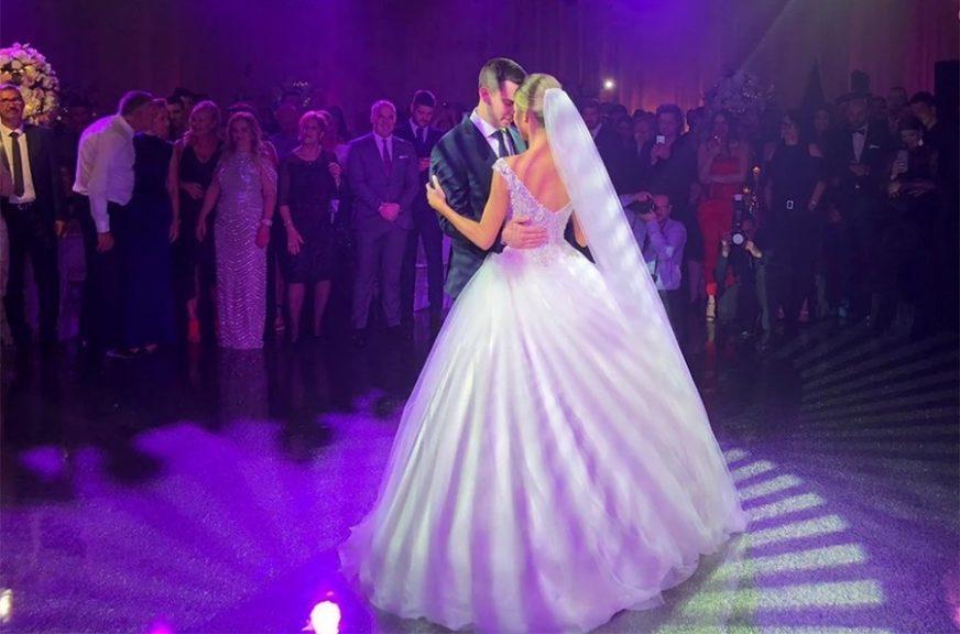 O svadbi Dragane i Miloša BRUJI cijela Srbija, a OVO je potez kojim je mlada izazvala BURU REAKCIJA