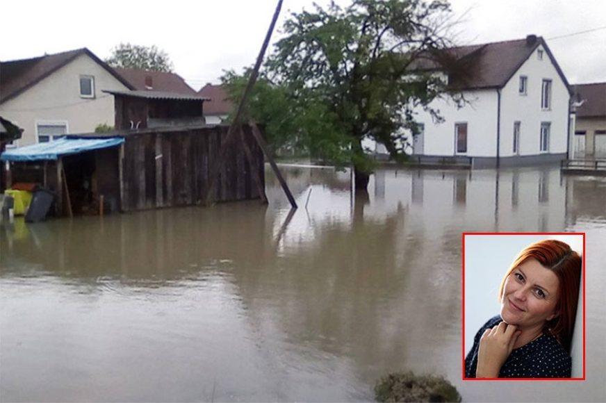Poplave i balvani