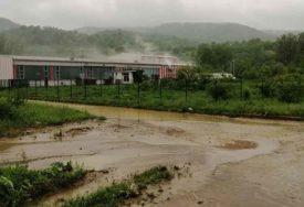 UGAŠENA VATRA Poplave izazvale požar u Kotor Varošu, na sreću BEZ VEĆIH POSLJEDICA