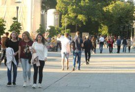 ZABRANA ZA AUTOMOBILE Centar Banjaluke će i ovog vikenda biti pješačka zona