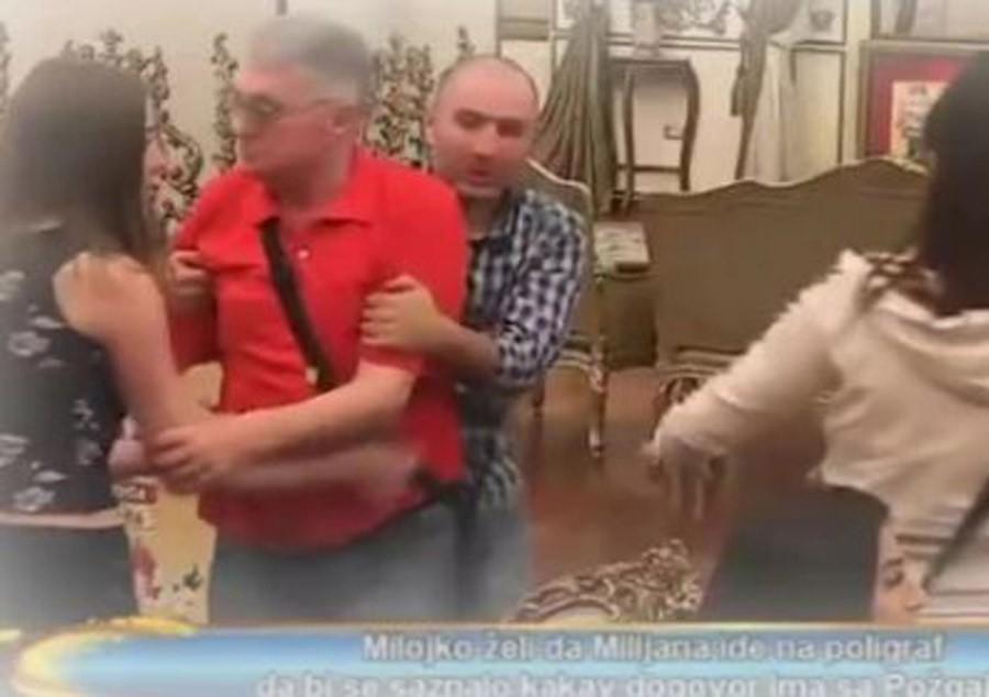 KRAJ ROMANSE Milojko raskinuo sa Milijanom, poslije šamaranja NOVI ŠOK