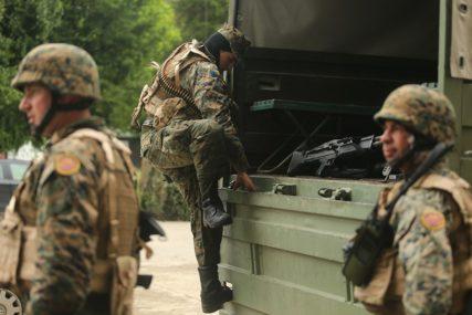Ko to MARŠIRA po Republici Srpskoj: NATO je na Manjači, samo nije kompletan